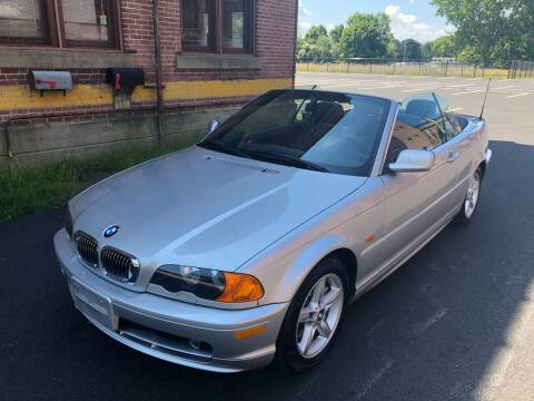 2002 BMW 3 Series for sale at Tony Luis Auto Sales & SVC in Cumberland RI