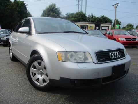 2002 Audi A4 for sale at Unlimited Auto Sales Inc. in Mount Sinai NY