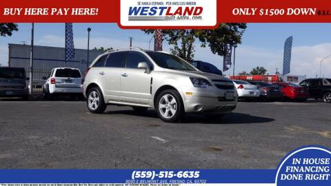 2015 Chevrolet Captiva Sport for sale at Westland Auto Sales on 7th in Fresno CA