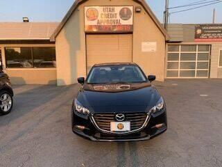 2018 Mazda MAZDA3 for sale at Utah Credit Approval Auto Sales in Murray UT