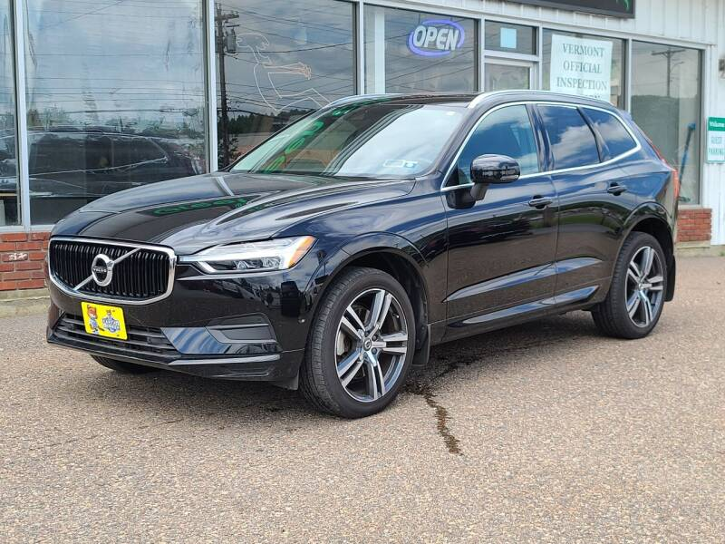 2019 Volvo XC60 for sale at Green Cars Vermont in Montpelier VT