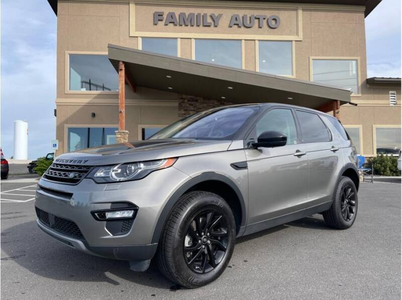 2018 Land Rover Discovery Sport for sale at Moses Lake Family Auto Center in Moses Lake WA