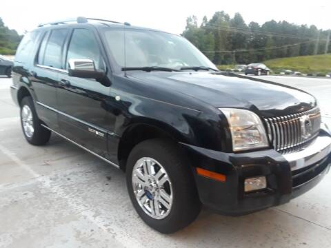2008 Mercury Mountaineer for sale at Don Roberts Auto Sales in Lawrenceville GA