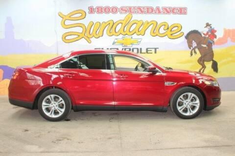 2016 Ford Taurus for sale at Sundance Chevrolet in Grand Ledge MI