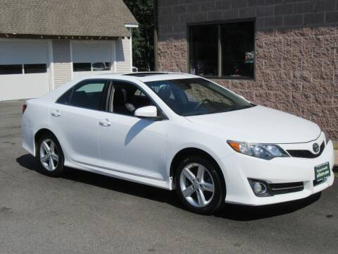 2014 Toyota Camry for sale at Advantage Automobile Investments, Inc in Littleton MA