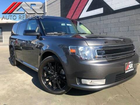 2018 Ford Flex for sale at Auto Republic Fullerton in Fullerton CA