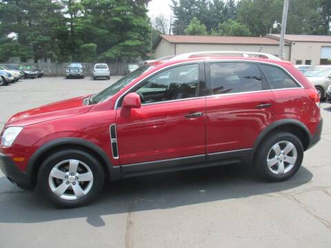 2012 Chevrolet Captiva Sport for sale at Home Street Auto Sales in Mishawaka IN