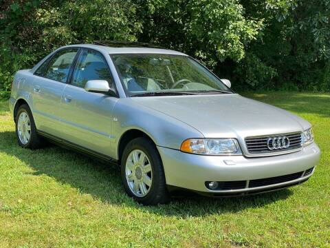 2001 Audi A4 for sale at Choice Motor Car in Plainville CT