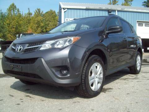 2015 Toyota RAV4 for sale at Frank Coffey in Milford NH
