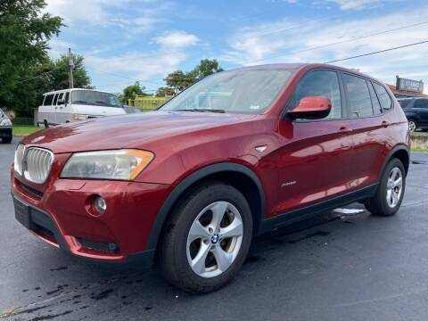 2011 BMW X3 for sale at Ace Motors in Saint Charles MO