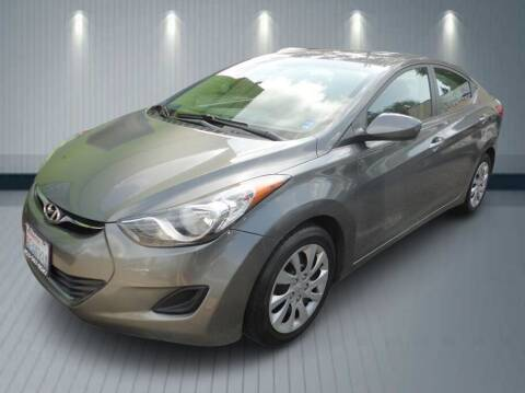 2013 Hyundai Elantra for sale at Klean Carz in Seattle WA