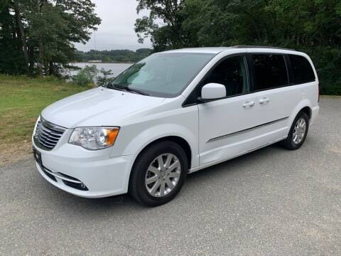 2015 Chrysler Town and Country for sale at Elite Pre-Owned Auto in Peabody MA