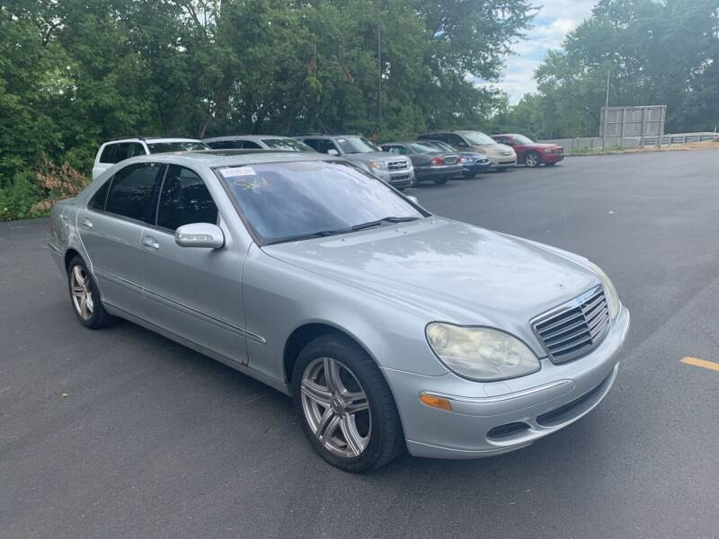 2003 Mercedes-Benz S-Class for sale at Trocci's Auto Sales in West Pittsburg PA