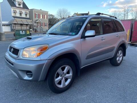 2005 Toyota RAV4 for sale at Amicars in Easton PA