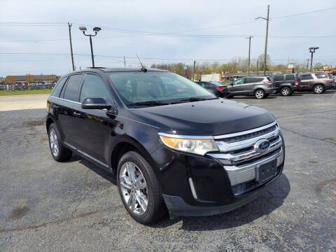 2012 Ford Edge for sale at Samford Auto Sales in Riverview MI