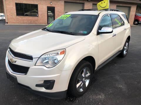 2014 Chevrolet Equinox for sale at McNamara Auto Sales - Hanover Lot in Hanover PA