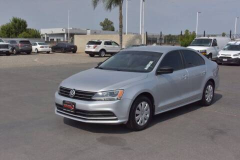 2015 Volkswagen Jetta for sale at Choice Motors in Merced CA