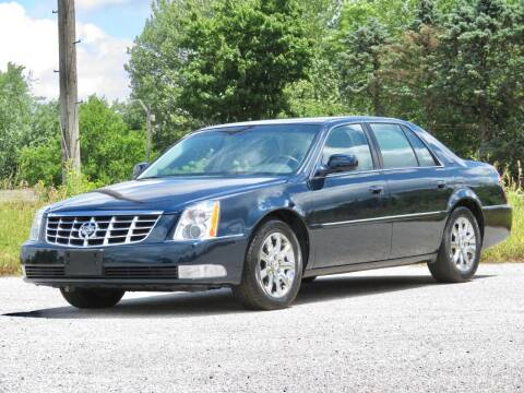 2009 Cadillac DTS for sale at Tonys Pre Owned Auto Sales in Kokomo IN
