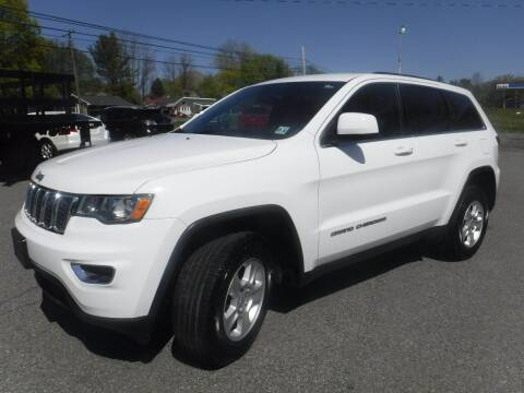 2017 Jeep Grand Cherokee for sale at Trade Zone Auto Sales in Hampton NJ