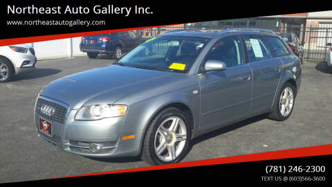 2006 Audi A4 for sale at Northeast Auto Gallery Inc. in Wakefield Ma MA