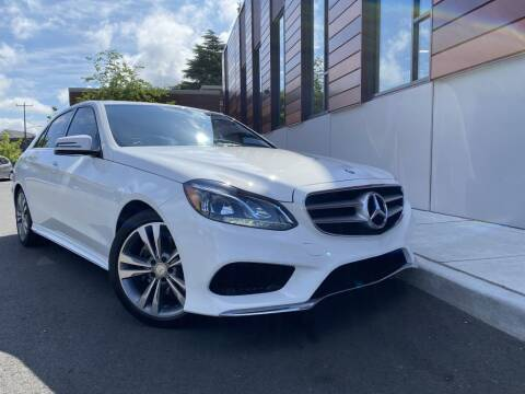 2016 Mercedes-Benz E-Class for sale at DAILY DEALS AUTO SALES in Seattle WA