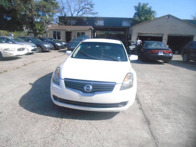 2009 Nissan Altima 2.5 4dr Sedan - Houston TX