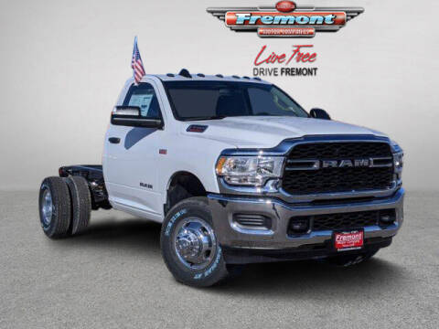 2019 RAM Ram Chassis 3500 for sale at Rocky Mountain Commercial Trucks in Casper WY