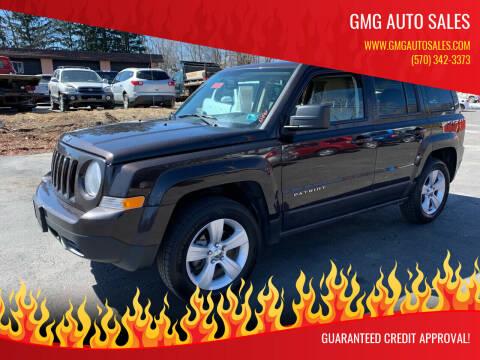 2014 Jeep Patriot for sale at GMG AUTO SALES in Scranton PA