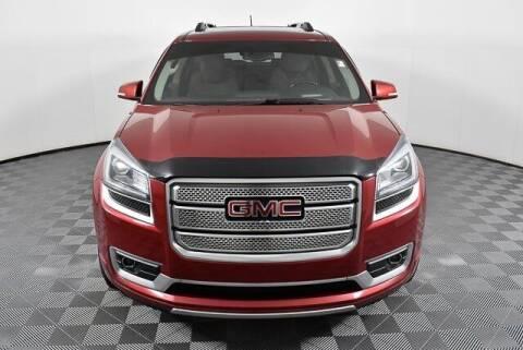 2014 GMC Acadia for sale at Southern Auto Solutions - Georgia Car Finder - Southern Auto Solutions-Jim Ellis Hyundai in Marietta GA