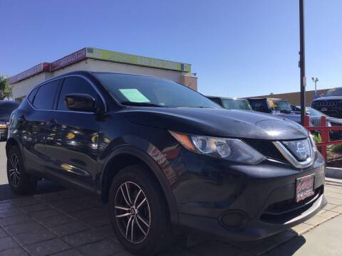 2018 Nissan Rogue Sport for sale at CARCO SALES & FINANCE in Chula Vista CA