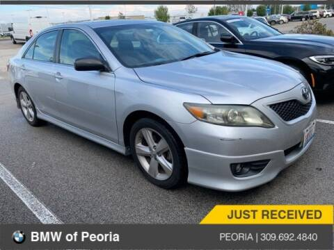 2011 Toyota Camry for sale at BMW of Peoria in Peoria IL