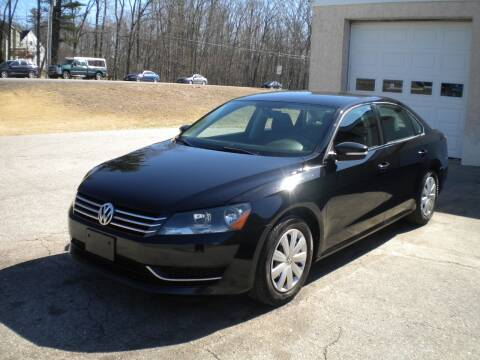 2013 Volkswagen Passat for sale at Route 111 Auto Sales in Hampstead NH