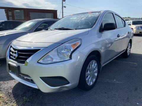 2015 Nissan Versa for sale at Auto Credit Xpress - Sherwood in Sherwood AR