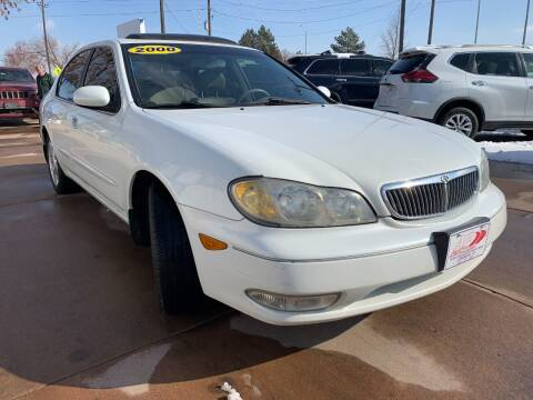 2000 Infiniti I30 for sale at AP Auto Brokers in Longmont CO