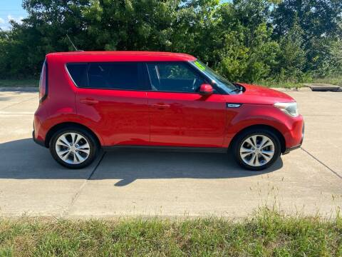 2015 Kia Soul for sale at J L AUTO SALES in Troy MO