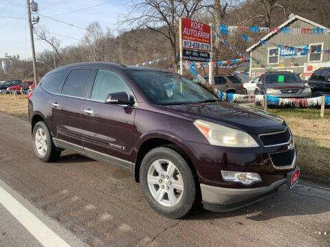 2009 Chevrolet Traverse for sale at Korz Auto Farm in Kansas City KS