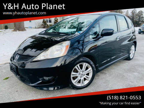 2011 Honda Fit for sale at Y&H Auto Planet in West Sand Lake NY