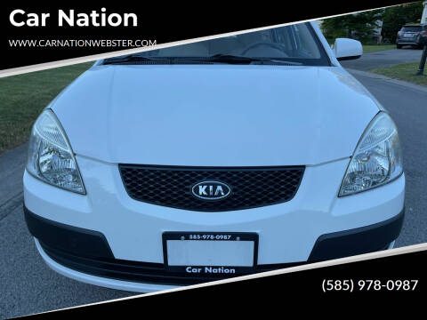 2009 Kia Rio for sale at Car Nation in Webster NY