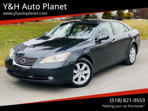 2008 Lexus ES 350 for sale at Y&H Auto Planet in West Sand Lake NY