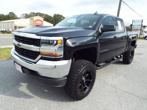 2016 Chevrolet Silverado 1500 for sale at USA 1 Autos in Smithfield VA
