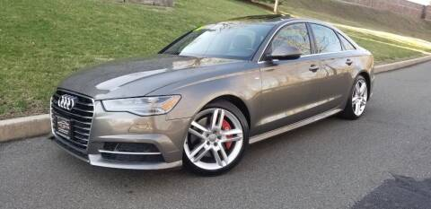2016 Audi A6 for sale at ENVY MOTORS LLC in Paterson NJ