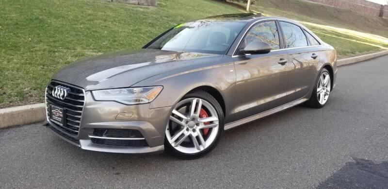 2016 Audi A6 for sale at ENVY MOTORS LLC in Paterson NJ