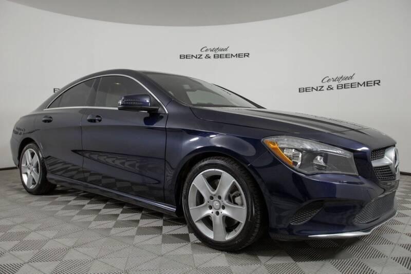 2017 Mercedes-Benz CLA for sale in Scottsdale, AZ