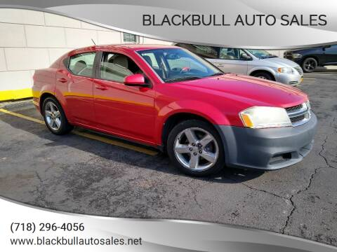 2011 Dodge Avenger for sale at Blackbull Auto Sales in Ozone Park NY