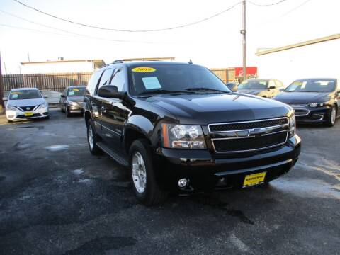 2009 Chevrolet Tahoe for sale at Metroplex Motors Inc. in Houston TX