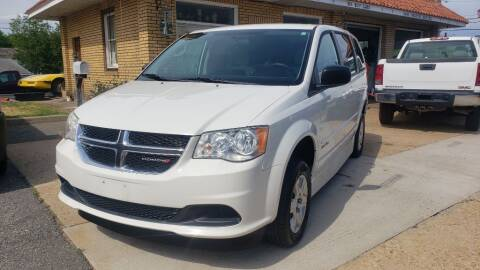 2012 Dodge Grand Caravan for sale at A.C. Greenwich Auto Brokers LLC. in Gibbstown NJ