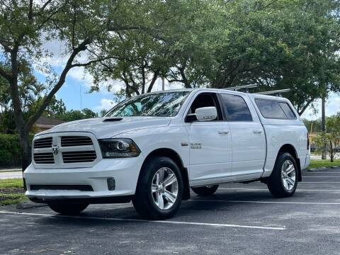 2016 RAM Ram Pickup 1500 for sale at Auto Direct of South Broward in Miramar FL