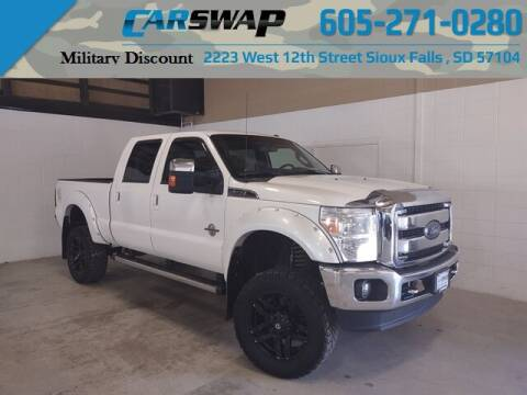 2015 Ford F-350 Super Duty for sale at CarSwap in Sioux Falls SD