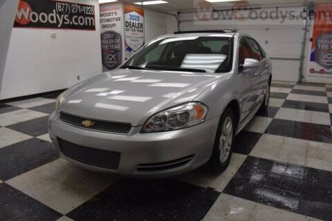 2014 Chevrolet Impala Limited for sale at WOODY'S AUTOMOTIVE GROUP in Chillicothe MO