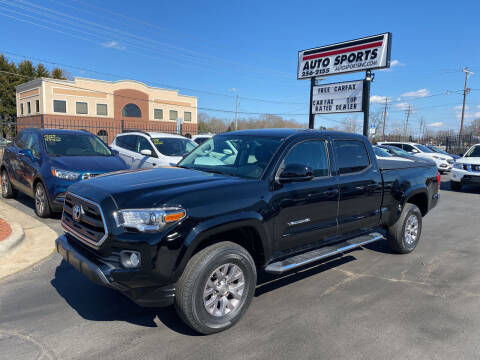 2017 Toyota Tacoma for sale at Auto Sports in Hickory NC